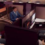 A melhor classe executiva do mundo – da Qatar Airways – vai ficar ainda melhor!