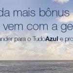 Bônus de 50% nas transferências do Santander para o Tudo Azul