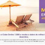 Nova promoção Clube Smiles: 18 mil milhas por R$ 378