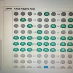 Lamentável: LATAM cobrando Espaço+ em todas as 7 primeiras filas do A350 :-(