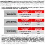 Santander contra-ataca e lança milhas bônus AAdvantage a quem cumprir as tais metas de compras