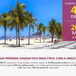 Clientes Santander transferem 10 mil pontos para o Smiles e ganham 40% de bônus + compra de 20 mil milhas por R$ 400