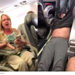 Vergonhoso: United Airlines expulsa passageiro à força do avião (cenas chocantes)