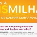 Spoiler: Semana Mais Milhas Smiles
