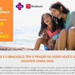 Promoções em triplo do Smiles: 50% de bônus do Bradesco e Amex + 20% de desconto na Air France; até 60% de bônus do Santander; 40% de bônus do Netpoints