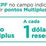 Ganhe pontos Multiplus Fidelidade em hospedagens via AirBnB