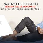 Dica de ouro: ganhe status Gold no Le Club Accor, pagando 60 euros de anuidade nos cartões Ibis Business