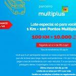 """""""Última chance"""": compra de 10 mil pontos Multiplus por R$ 259, via KM de Vantagens"""