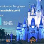 Ganhe 10 pontos Tudo Azul por cada real gasto em compras nas Casas Bahia