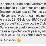 Promoção relâmpago da Livelo oferece compra de pontos com 50% de desconto, para clientes do Clube Livelo 7.000