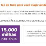 Mix Adrián: transfira 20 mil milhas de cartões de crédito e compre (10 ou) 15 mil milhas Smiles por R$ 9,90; voos intra-EUA ou intra-Europa com até 40% de desconto no Smiles