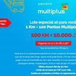 """""""Última chance"""" (antes da próxima prorrogação – versão """"novembro de 2017""""): compra de 10 mil pontos Multiplus por R$ 259, via KM de Vantagens"""