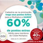 Bônus 40% ou 60% Santander para o Multiplus Fidelidade, só para quem recebeu o email, SMS ou push no app