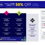 Livelo anuncia mais promoção de Natal com 50% de desconto no Clube Livelo, na primeira mensalidade