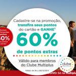 Bônus 40% ou 60% Caixa, Diners, Porto Seguro etc. para o Multiplus Fidelidade