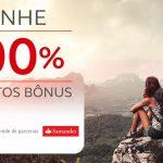 Bônus 100% Santander para o Amigo Avianca