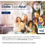 Clientes do Clube Tudo Azul resgatam passagens nacionais com 25% de desconto