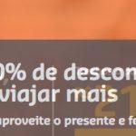 Primeira promoção do ano de 2018: 10% de desconto em passagens Gol, só hoje!