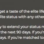 Hilton Honors oferece status match e status challenge para as categorias Gold e Diamond de seu programa de fidelidade