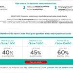 Bônus 30%, 40%, 45% ou 60% Itaucard para o Multiplus Fidelidade