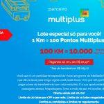 """""""La decima primera""""! Compra de 10 mil pontos Multiplus por R$ 269, via KM de Vantagens"""