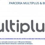 Multiplus Fidelidade e Hotéis Best Western iniciam parceria