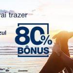 Bônus 80% Santander para o Tudo Azul