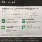 Dúvida do leitor: meu Credicard Exclusive será substituído pelo Credicard Mastercard Black. É bom negócio mantê-lo? Descarto?