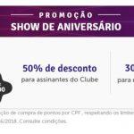 Livelo prorroga até amanhã a promoção de compra de pontos com 50% de desconto