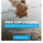 Só hoje: recarregue seu celular com Mercado Pago e ganhe 50% de desconto (limitado a R$ 15)